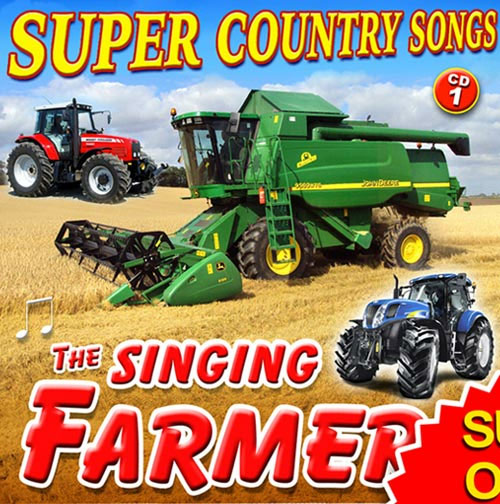 The Singing Farmers CD 1
