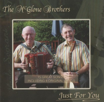 mc glone brothers just for you cd