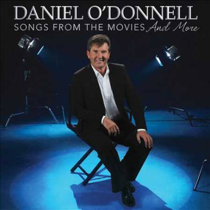 daniel o'donnell songs from the movies and more cd