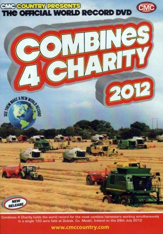 combines 4 charity 2012 dvd
