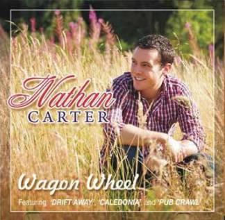 nathan carter wagon wheel cd new free post