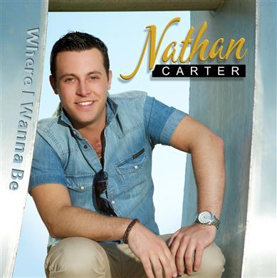 Nathan Carter Where I Wanna Be CD