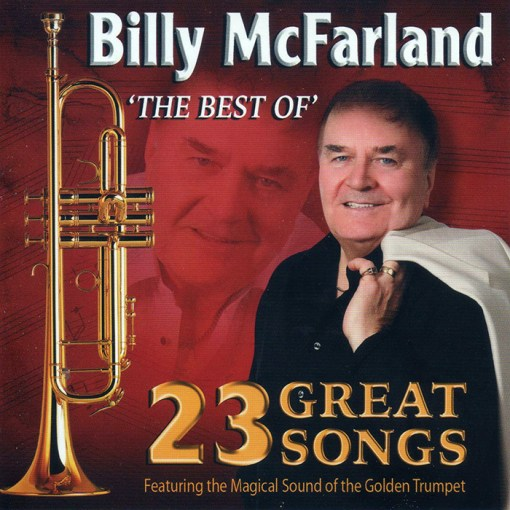 Billy McFarland Best Of 23 Great Songs CD