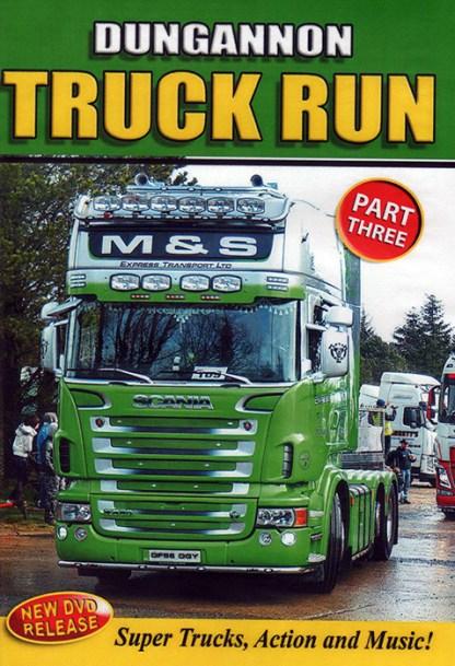 Dungannon Truck Run Part 3 DVD