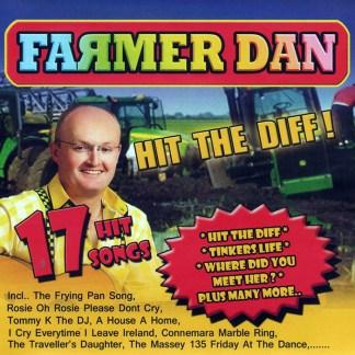 Farmer Dan Hit The Diff CD