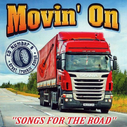 Movin On Songs For The Road CD