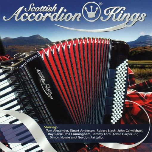 Scottish Accordion Kings CDs