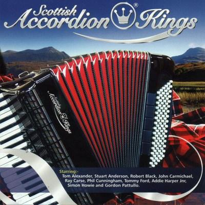 Scottish Accordion Kings CDs