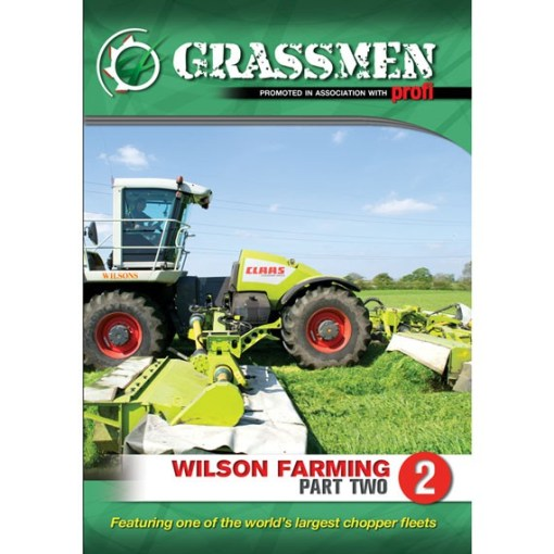Grassmen Wilson Farming Part 2 DVD