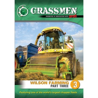 GRASSMEN Wilson Farming Part 3 DVD