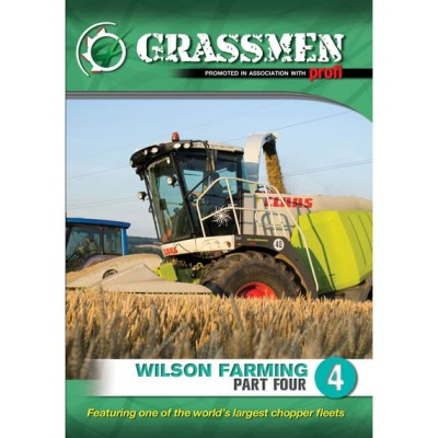 GRASSMEN Wilson Farming Part 4 DVD