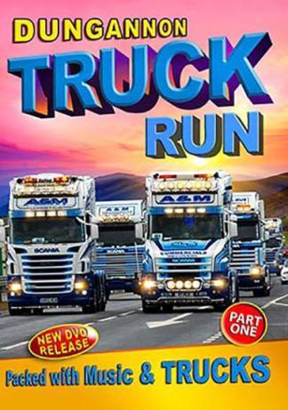 Dungannon Truck Run 2013 (Part One) DVD
