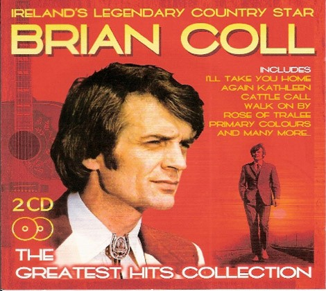 Brian Coll The Greatest Hits Collection 2 CD