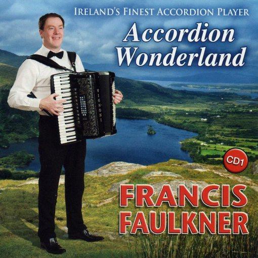 Francis Faulkner Accordion Wonderland CD 1