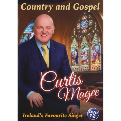Curtis Magee Country and Gospel DVD 12