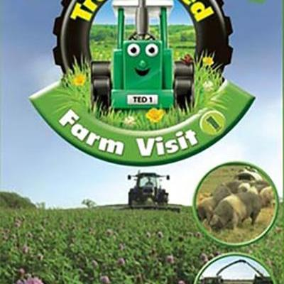 Tractor Ted - Farm Vistit DVD