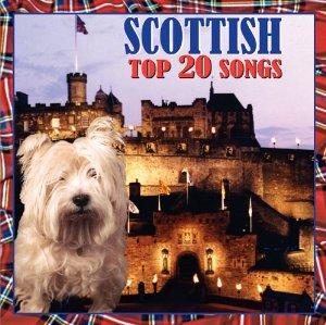 Scottish Top 20 Songs CD