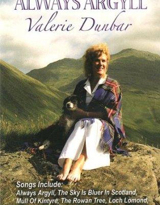 Always Argyll Valerie Dunbar DVD