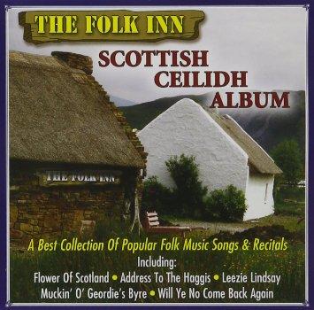 The Folk Inn Scottish Ceilidh Album CD