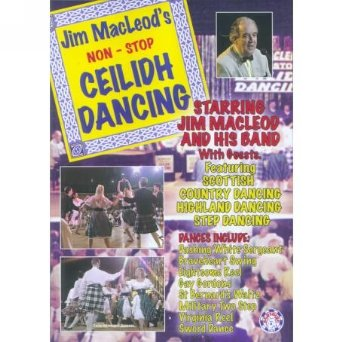 Jim MacLeod's Non - Stop Ceilidh Dancing DVD