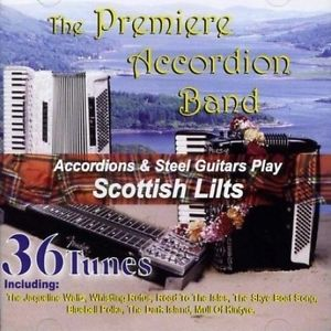 The Premiere Accordion Band CD