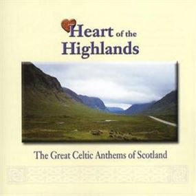 Heart Of The Highlands Various Artists CD