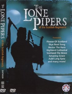 The Lone Pipers DVD