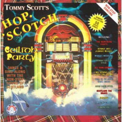 Tommy Scott's Hopscotch Ceilidh Party CD