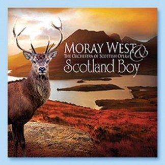 Scotland Boy Moray West & The Orchestra of Scottish Opera CD