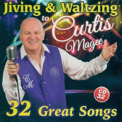Curtis Magee Jiving & Waltzing CD