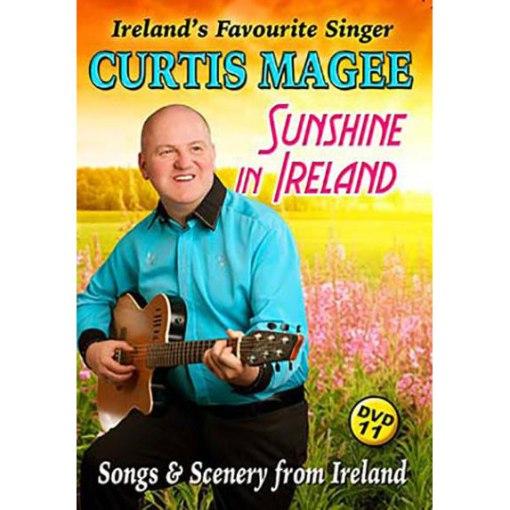 Curtis Magee Sunshine In Ireland DVD