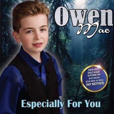 Owen Mac Especially For You CD