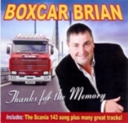 Boxcar Brian Thanks For The Memory CD