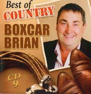 Boxcar Brian Best Of Country CD