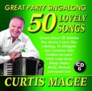 Curtis Magee 50 Lovely Songs CD