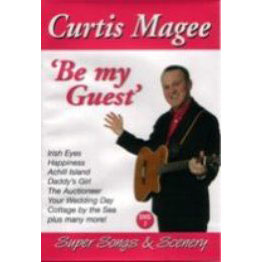 Curtis Magee Be My Guest DVD