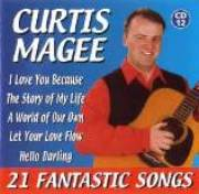Curtis Magee 21 Fantastic Songs CD