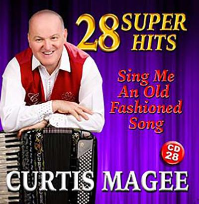 Curtis Magee Sing Me An Old Fashioned Song CD