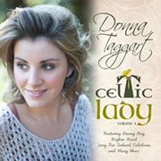 Donna Taggart Celtic Lady Volume I CD