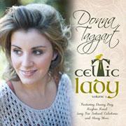 Donna Taggart Celtic Lady Volume I CD