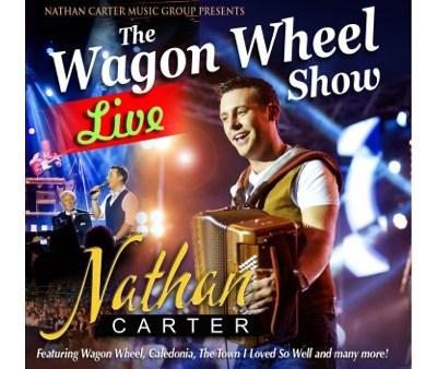 Nathan Carter The Wagon Wheel Show Live CD