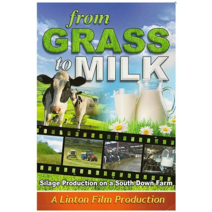 From Grass to Milk DVD