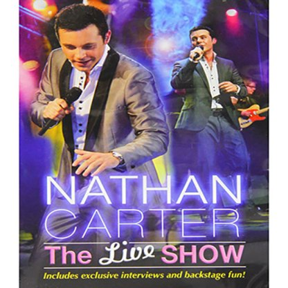 Nathan Carter The Live Show DVD