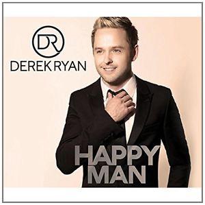 Derek Ryan Happy Man Album CD