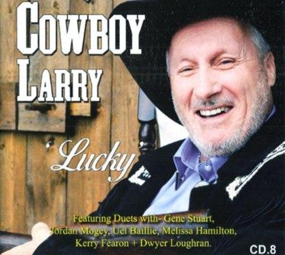 Cowboy Larry Lucky CD no 8