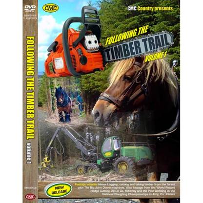 Following the Timber Trail Vol 1 DVD