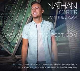 Nathan Carter Livin' The Dream CD