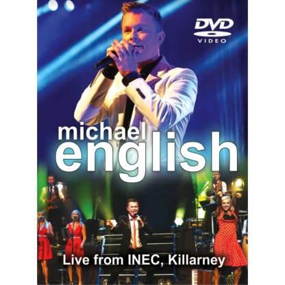 Michael English Live From INEC, Killarney DVD