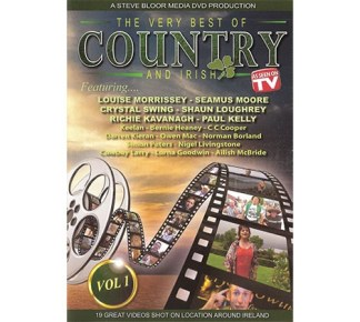 The Very Best Of Country And Irish DVD