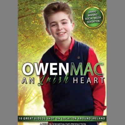 An Irish Heart DVD by Owen Mac
